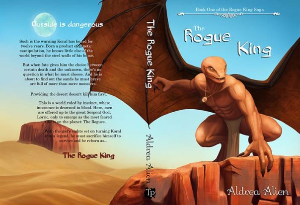Rogue King Cover - Full